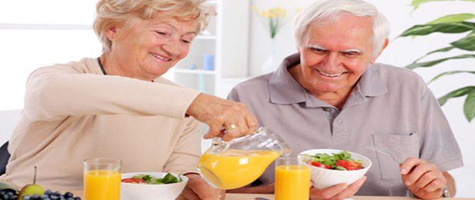 Vivendo com saúde: Alimentação e atividade física