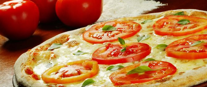 Deliciosa receita de pizza de liquidificador