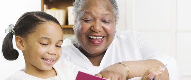 Como incentivar os netos a ler?
