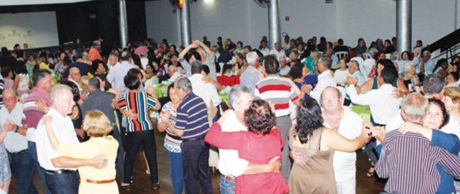 Fotos do Baile de Dia das Mães