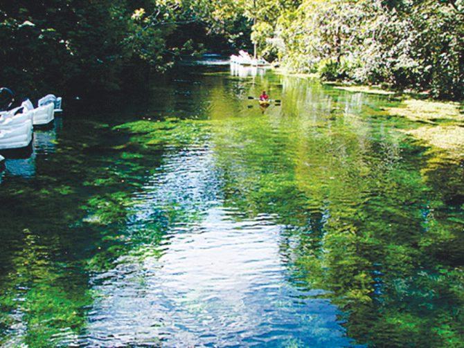 Este lago é o reservatório da usina hidrelétrica (Usina do Corumbá), e sua proximidade com o centro da cidade faz dele uma nova atração acessível para os turistas