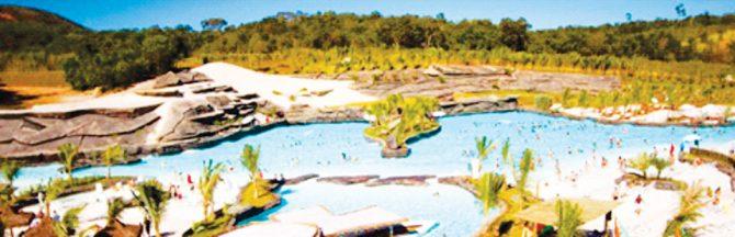 Rio Quente Resorts - A maior praia artificial de água quente do mundo