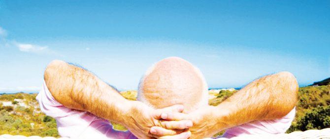 Viver de descanso na aposentadoria?