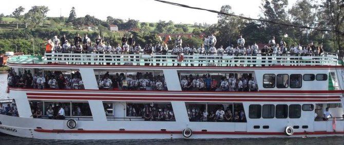 Viagem para Barra Bonita/SP
