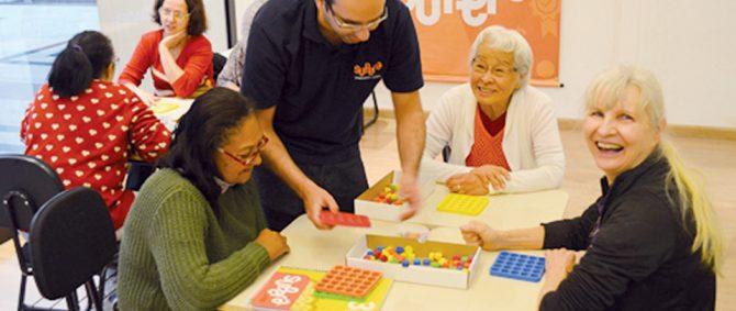 Saiba como estimular memória dos idosos