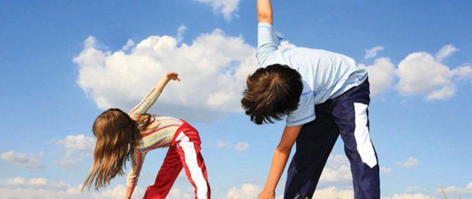 Qual é a melhor atividade física para seu filho praticar?