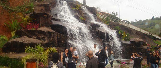 Confira fotos da viagem feita para São Lourenço