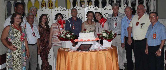 Confira fotos do Jantar de aniversário de 30 anos da Associação