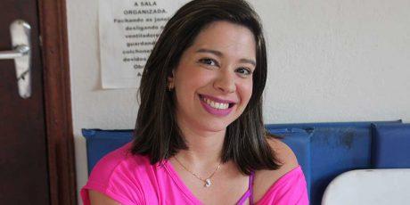 Perfil: Dra. Jaqueline Alves da Silva