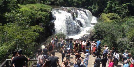 Confira fotos da viagem feita a Santa Rita de Caldas