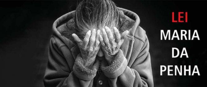Violência doméstica: Lei Maria da Penha