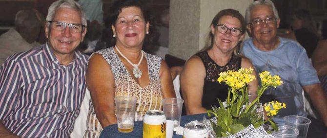 Confira fotos do Jantar de aniversário da Associação