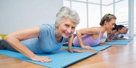 Atividade física na terceira idade reduz riscos de doenças do coração