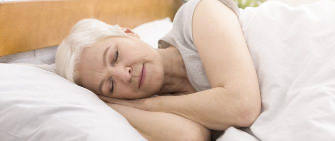 Como dormir melhor na terceira idade?