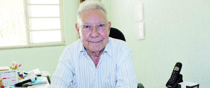 Palavra do Presidente: Aparecido Dias de Freitas